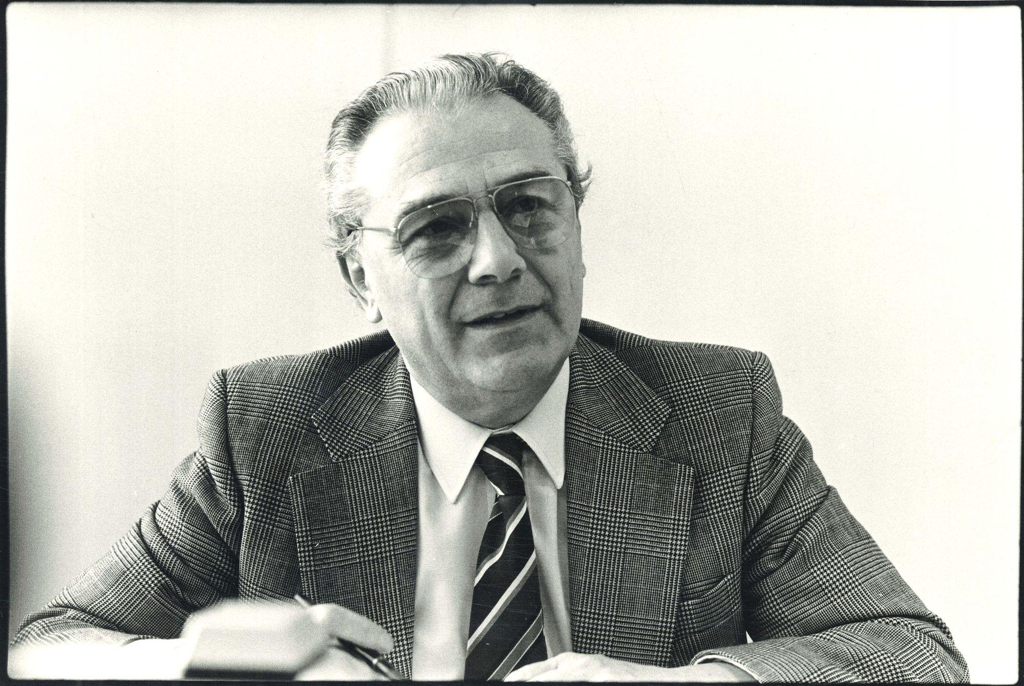 Bedrijvencentrum Wevelgem bestaat één jaar 1984