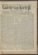 Gazette Van Kortrijk 1917-04-14