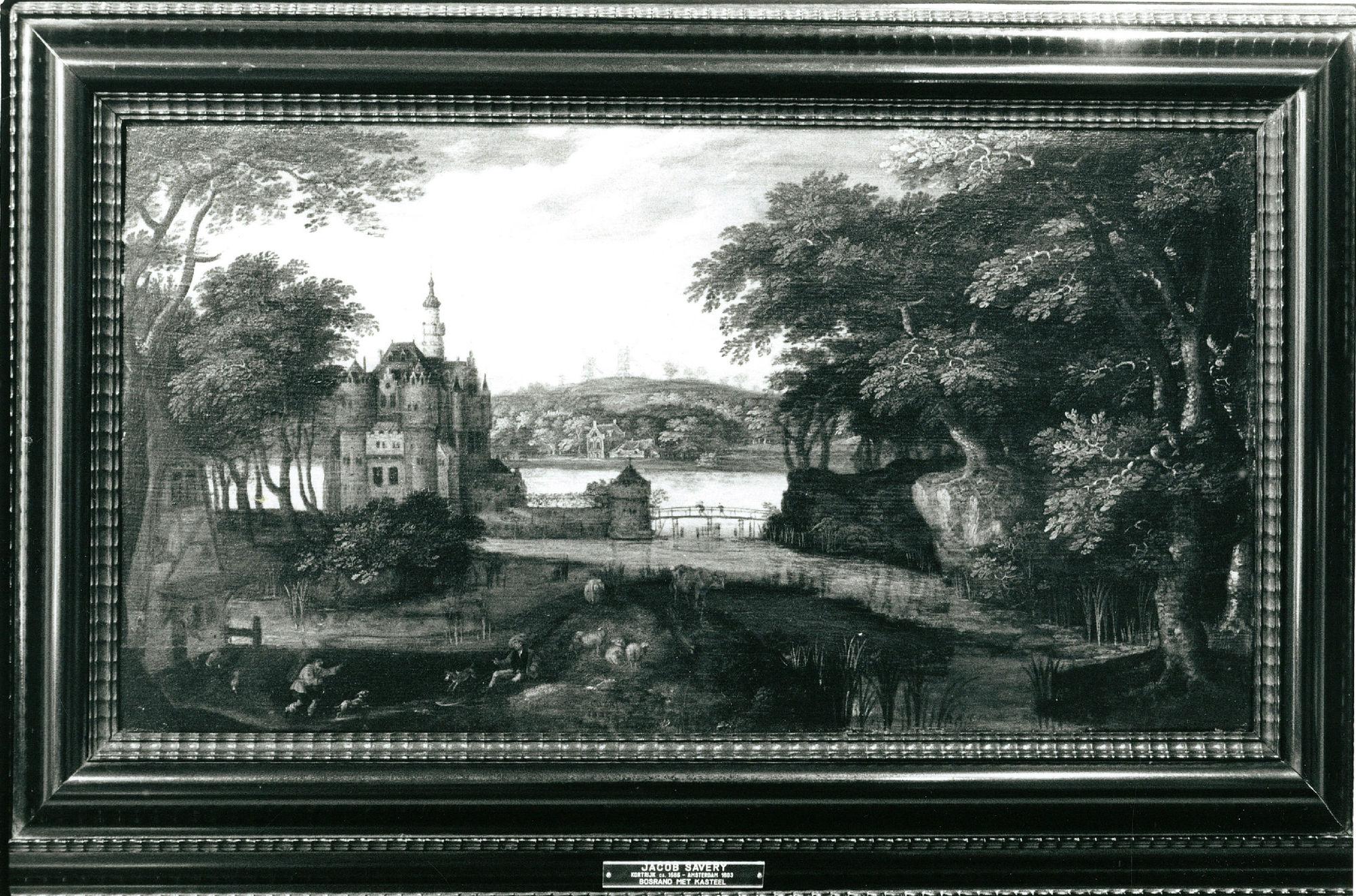 Schilderij uit het Broelmuseum
