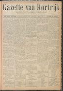 Gazette van Kortrijk 1916-04-08