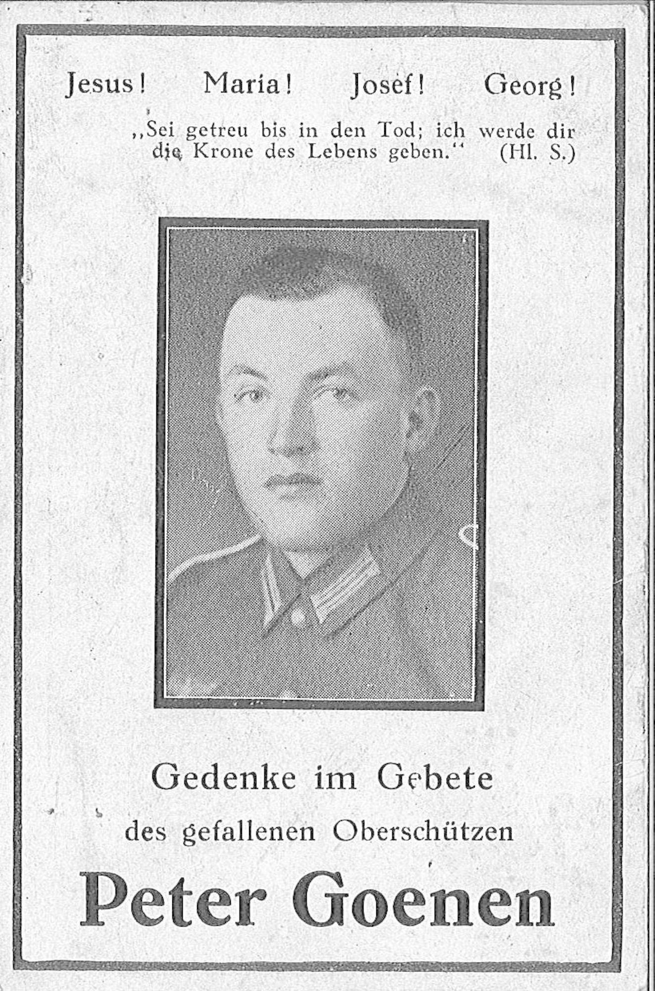 Peter Goenen