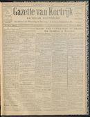 Gazette Van Kortrijk 1912-07-11