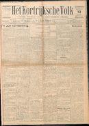 Het Kortrijksche Volk 1930-07-13