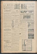 L'echo De Courtrai 1914-07-12 p4