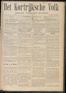 Het Kortrijksche Volk 1908-07-12