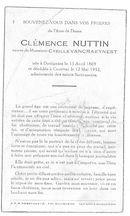 Clémence Nuttin