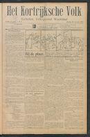 Het Kortrijksche Volk 1912-01-21
