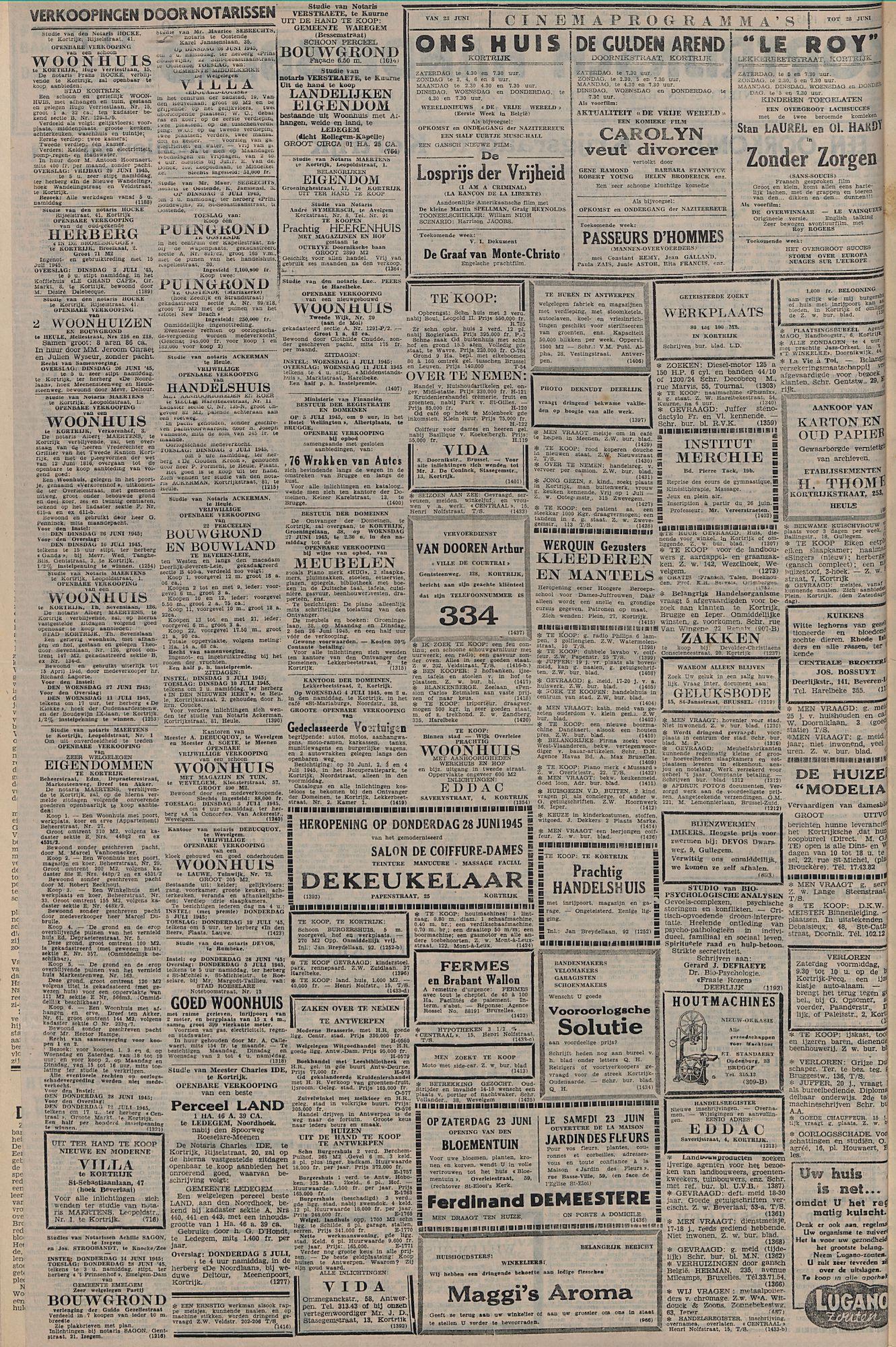 Handelsblad 23 juni 1945 Nr50 p2