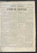 L'echo De Courtrai 1855-02-04