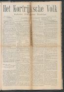 Het Kortrijksche Volk 1907-04-21