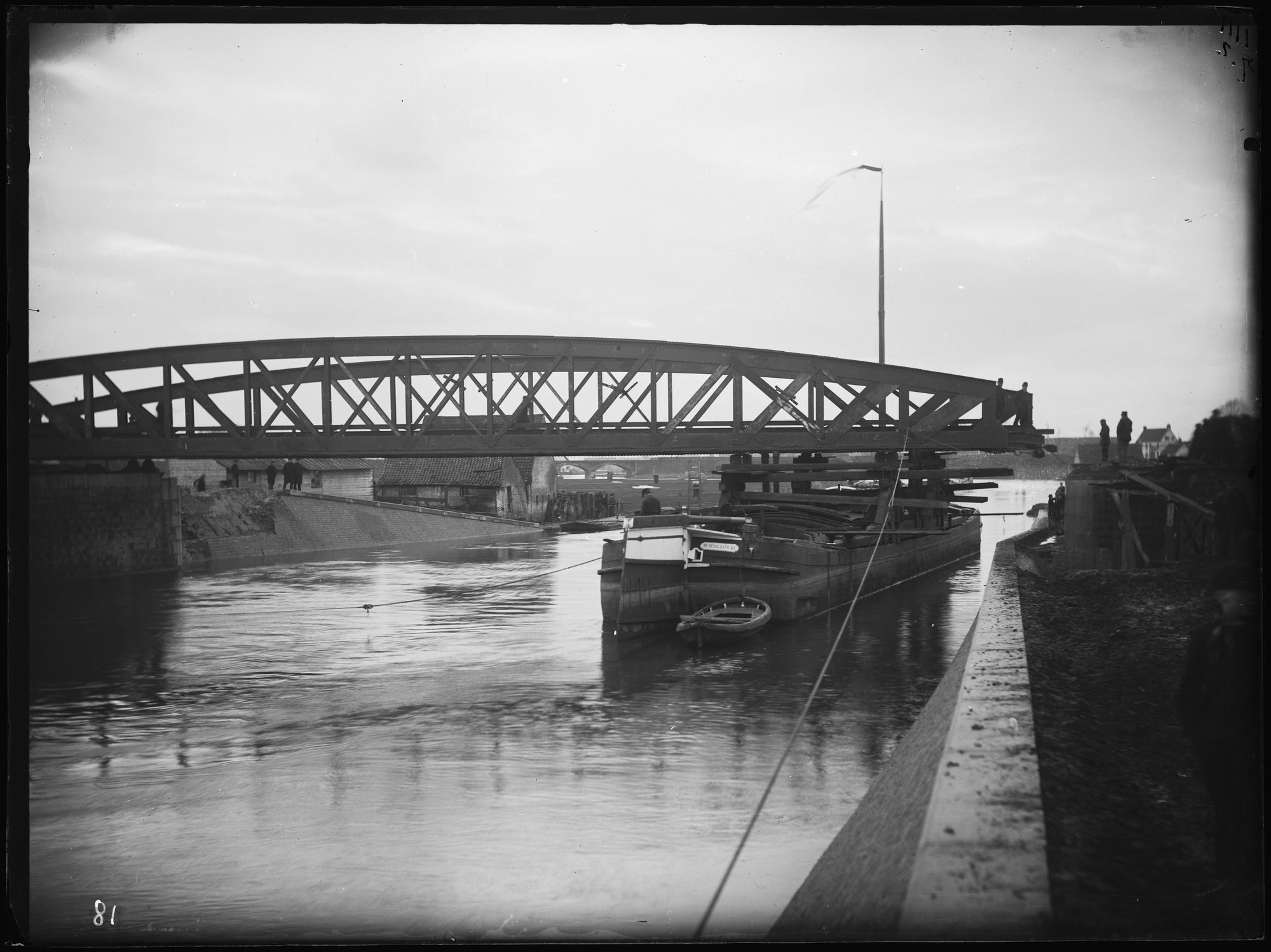 Noordbrug in 1892