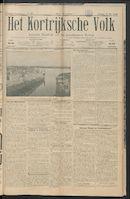 Het Kortrijksche Volk 1920-05-16