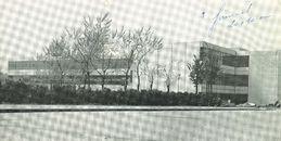 Provinciaal Technisch Instituut (PTI) Kortrijk 1975