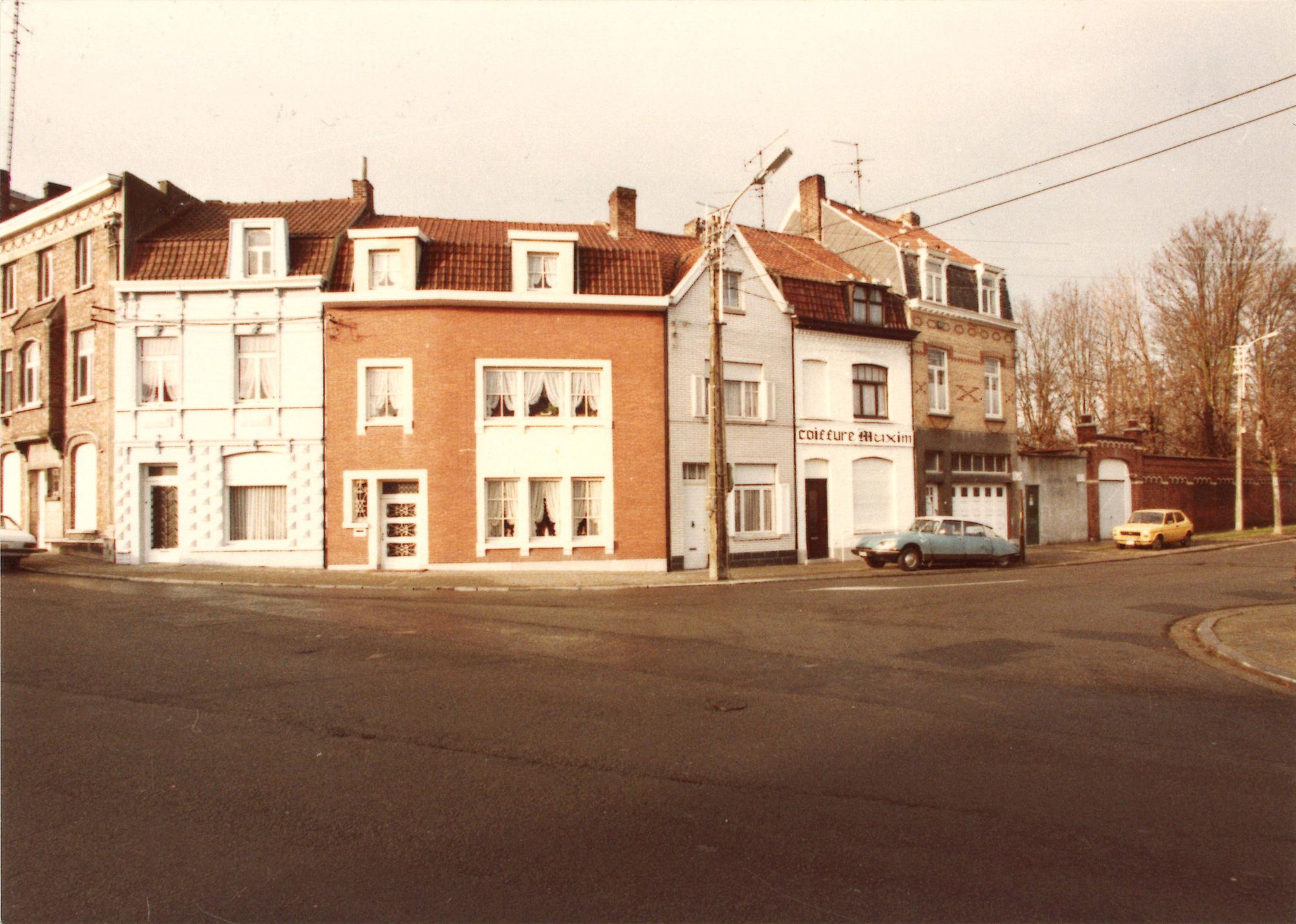 Nijverheidskaai-Burgemeester Schinkelstraat 1984