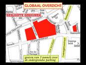 Plan parking K in Kortrijk