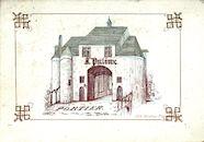 Westflandrica - de Smedenpoort in Brugge