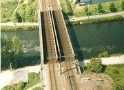 Spoorwegbrug De Drie Duikers 1995