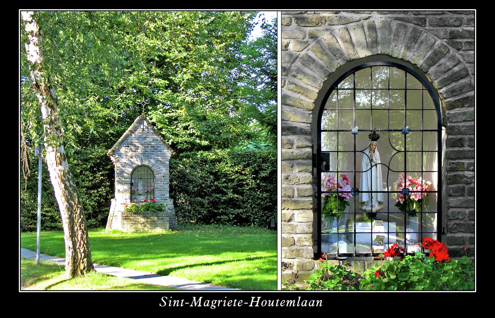 Muurkapel Sint-Magriete-Houtemlaan