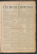 L'echo De Courtrai 1911-02-26