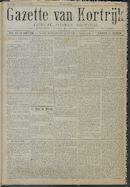 Gazette van Kortrijk 1916-02-19
