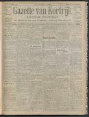 Gazette Van Kortrijk 1908-08-23