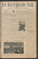 Het Kortrijksche Volk 1912-09-01