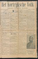 Het Kortrijksche Volk 1914-05-24