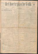 Het Kortrijksche Volk 1930-03-30