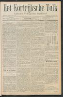 Het Kortrijksche Volk 1911-02-26