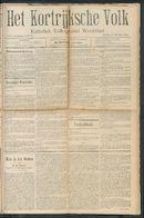 Het Kortrijksche Volk 1909-10-03