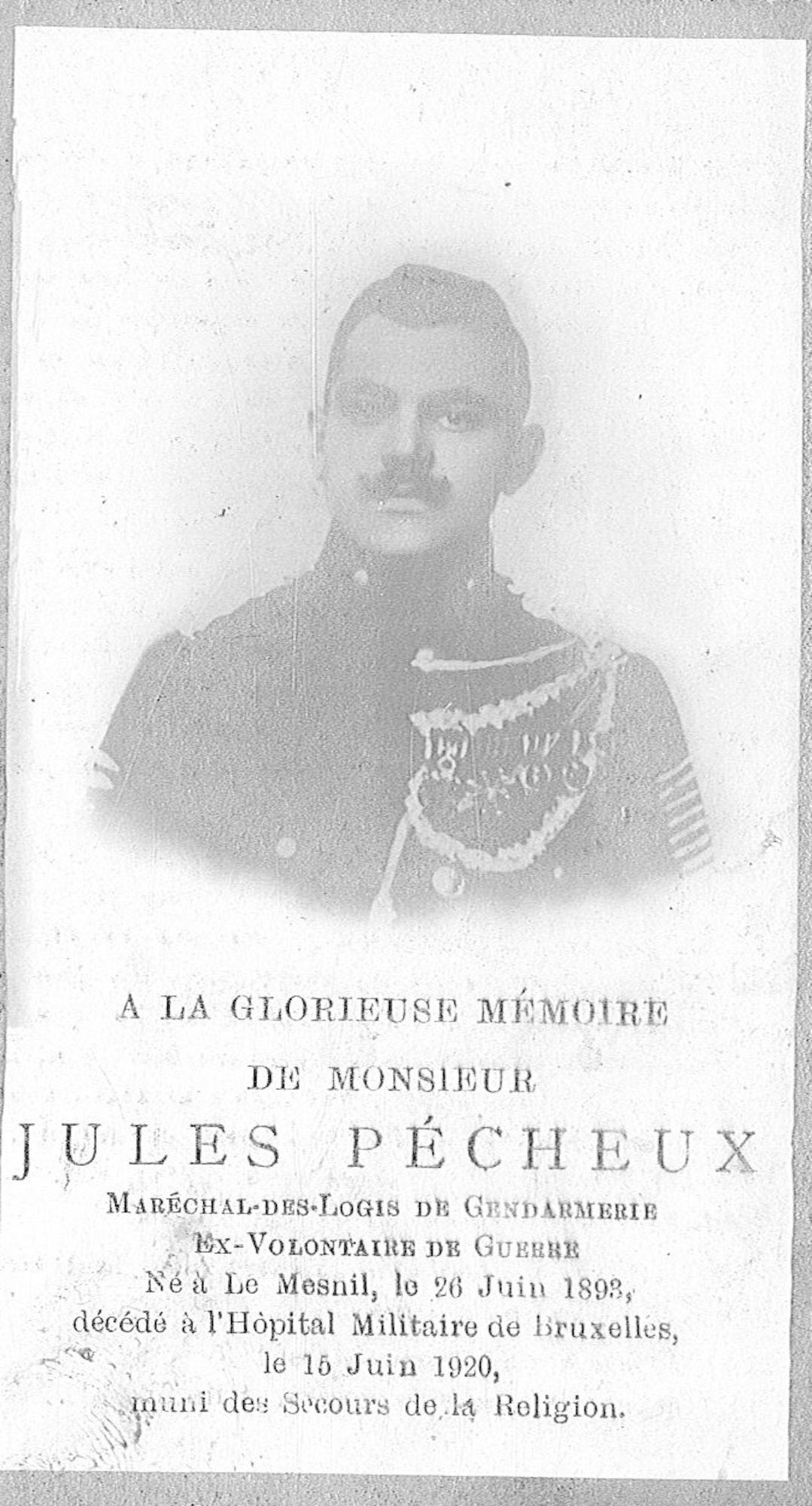 Jules Pécheux