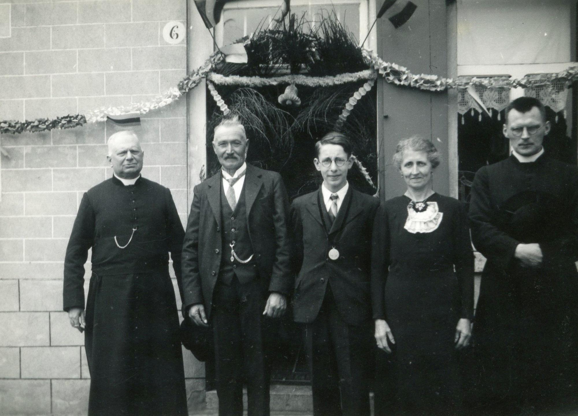 Aalbeke in 1939