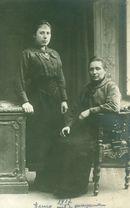 De Geyter Clémentine en Fruyt Hortense