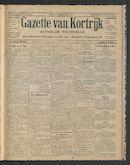 Gazette Van Kortrijk 1914-02-26