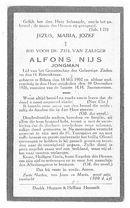 Alfons Nijs