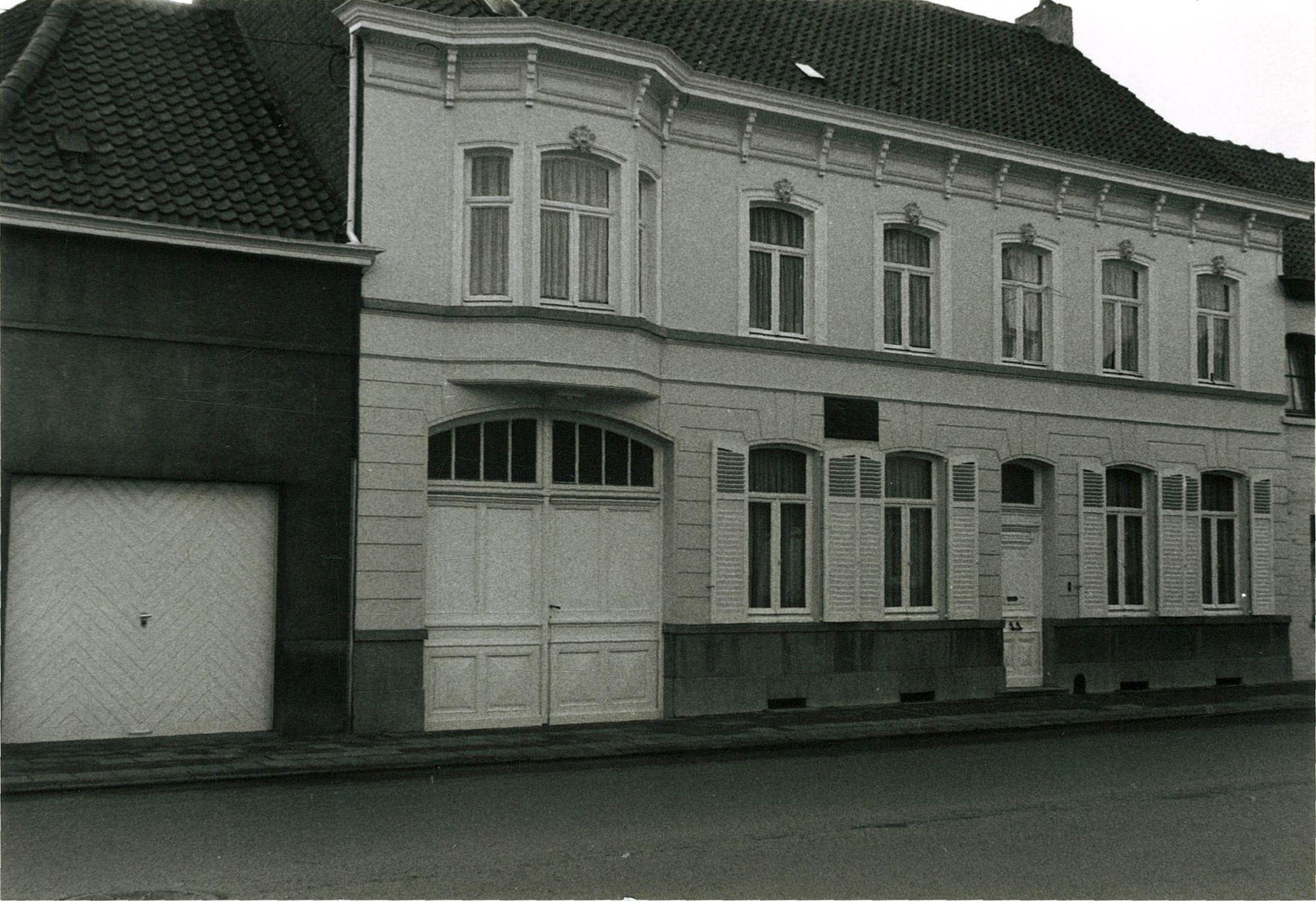 Geboortehuis Stijn Streuvels