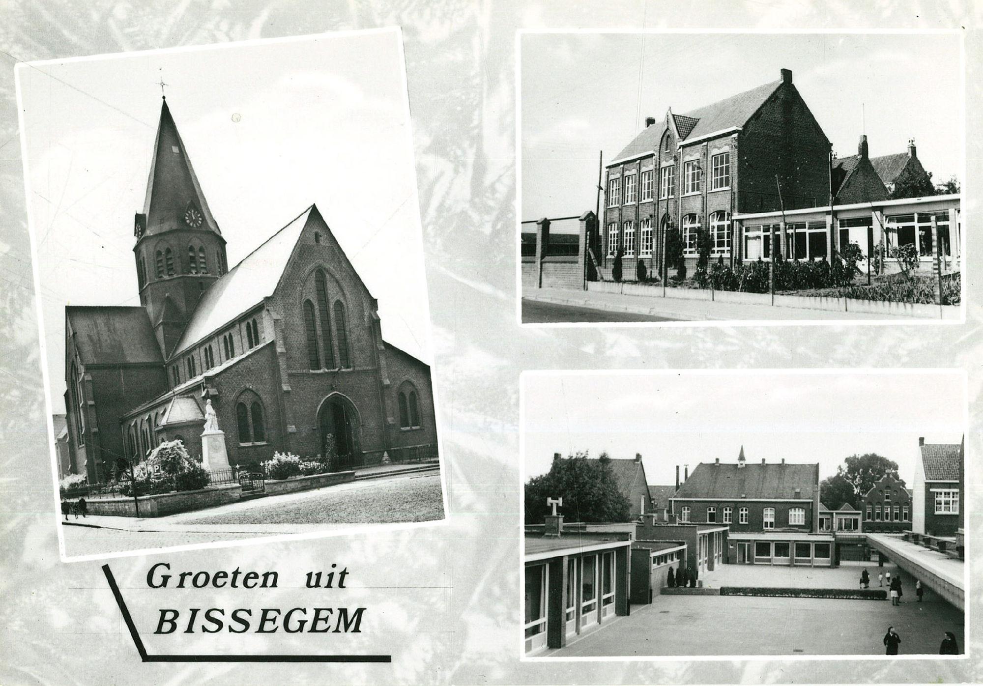 Postkaart Bissegem