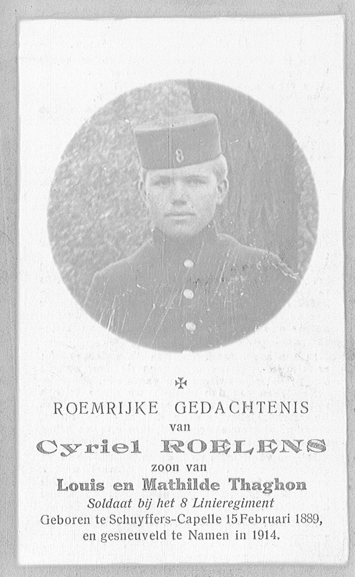Cyriel Roelens