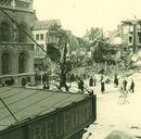 De Grote Markt in 1944