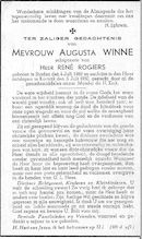 Augusta Winne