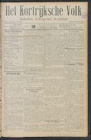 Het Kortrijksche Volk 1912-05-19