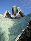 Modernistische kapel Onze-Lieve-Vrouw van Vlaanderen