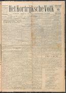 Het Kortrijksche Volk 1929-12-15