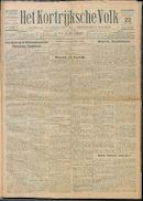 Het Kortrijksche Volk 1928-04-22