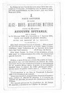 Alice-Marie-Augustine Noteris