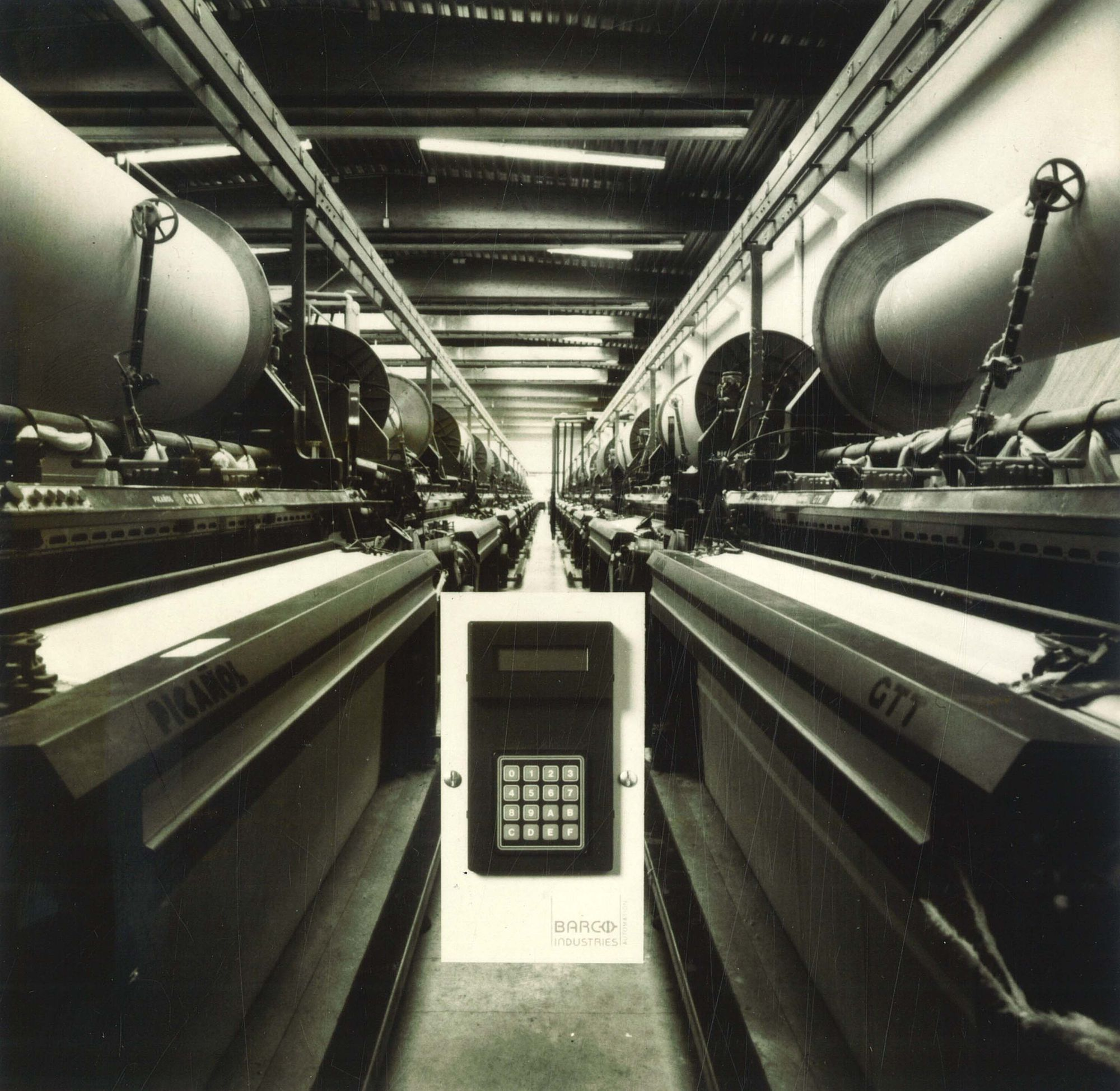 Barco-Industries-Automation NV 1986