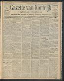 Gazette Van Kortrijk 1910-02-27
