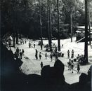 Sint Arnolduspark in Tiegem 1972