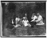 Westflandrica - Stijn Streuvels met zijn gezin