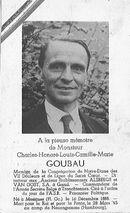 Charles-Honoré-Louis-Camille-Marie Goubau